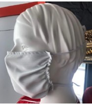 Màscara 100% de polièster